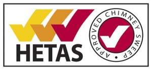 HETAS Approved Sweep